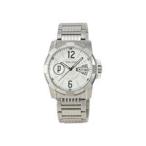 【7年保証】ポリス(POLICE) SCOUT メンズ 男性用腕時計 【12221JS-04M】(国内正規品)|mmco
