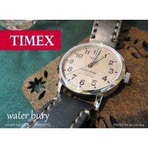【7年保証】TIMEX(タイメックス)メンズ 男性用腕時計 ウォーターベリーコレクション  【TW2P58800ZN】(国内正規品)|mmco