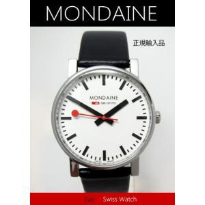【7年保証】モンディーン メンズ 男性用腕時計 エヴォ  【A658.30300.11SBB】 (正規輸入品) mmco