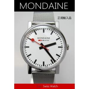 【7年保証】モンディーン メンズ 男性用腕時計 エヴォ 【A658.30300.11SBV】 (正規輸入品) mmco