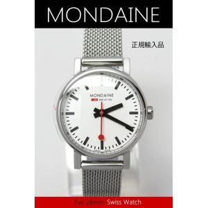 【7年保証】モンディーン腕時計 エヴォ レディース 女性用  26mm〔A658.30301.11SBV〕 (国内正規品) mmco