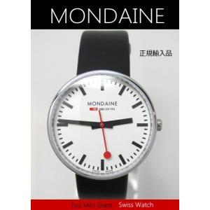 【7年保証】モンディーン腕時計 エヴォ ミニジャイアント   レディース 女性用   35mm〔A763.30362.11SBB〕 (正規輸入品) mmco