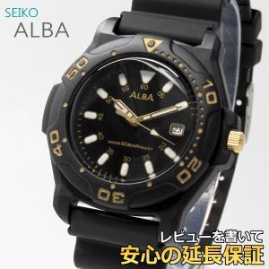 【7年保証】 セイコー アルバ メンズ腕時計 【APAW023】 (正規品) ALBA スポーツタイプ|mmco