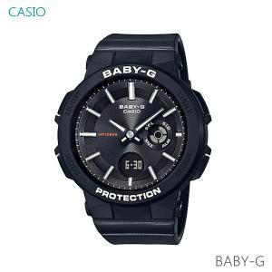 レディース 腕時計 7年保証 カシオ BABY-G ワンダラー・シリーズ BGA-255-1AJF 正規品 WANDERER SERIES|mmco