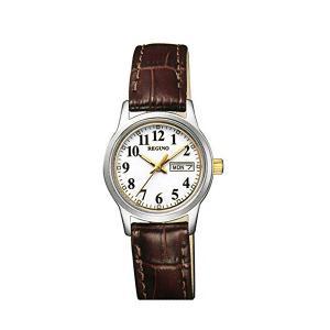 【7年保証】シチズン レディース 女性用 腕時計 レグノ 【BQ6-010-12】(国内正規品)|mmco