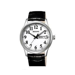 【7年保証】シチズン メンズ 男性用腕時計 レグノ  【BQ7-016-10】(国内正規品) 【楽ギフ_包装】|mmco