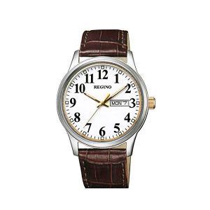 【7年保証】シチズン メンズ 男性用腕時計 レグノ  【BQ7-016-12】(国内正規品)|mmco