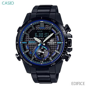 メンズ 腕時計 7年保証 送料無料 カシオ エディフィス ソーラー ECB-800DC-1AJF 正規品 EDIFICE|mmco