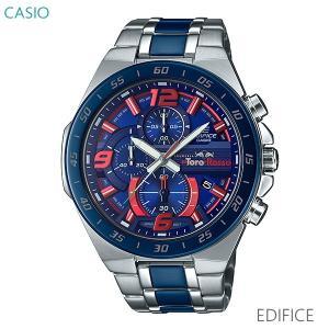 メンズ 腕時計 7年保証 カシオ エディフィス EFR-564TR-2AJR 正規品 CASIO EDIFICE スクーデリア・トロ・ロッソ|mmco