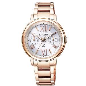 【7年保証】シチズン(CITIZEN)レディース 女性用   エコ・ドライブ腕時計 クロスシー(XC) 【FD1092-59A】(国内正規品)|mmco
