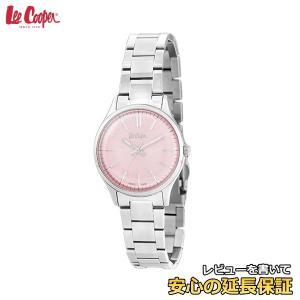 【7年保証】 送料無料 リークーパー Lee Cooper  レディース 腕時計 【LC06300.380】 正規輸入品|mmco