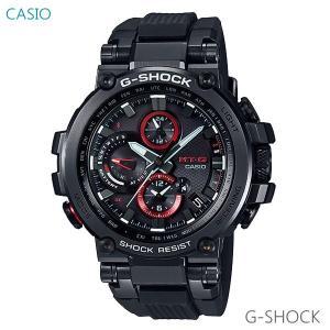 メンズ腕時計 7年保証 送料無料 G-SHOCK MT-G メンズ ソーラー電波 腕時計 MTG-B1000B-1AJF 正規品|mmco