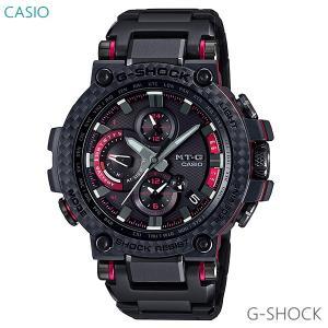 メンズ 腕時計 7年保証 カシオ G-SHOCK MT-G ソーラー 電波 MTG-B1000XBD...