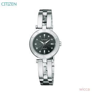 レディース 腕時計 7年保証 シチズン ウィッカ ソーラー NA15-1571C 正規品 CITIZEN wicca|mmco