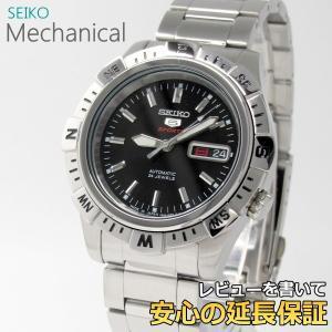 【7年保証】 セイコー 5SPORTS メンズ 自動巻式腕時計 【SARZ001】 (正規品) SEIKO Mechanical メカニカル|mmco