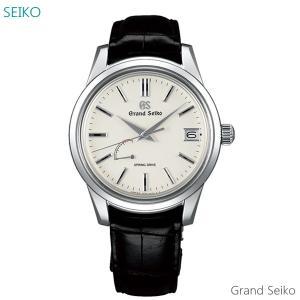 メンズ 腕時計 7年保証 送料無料 グランドセイコー スプリングドライブ SBGA293 正規品 Grand Seiko Elegance Collection|mmco