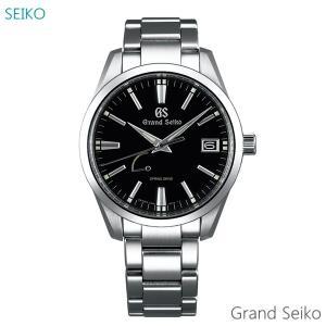 【7年保証】   グランドセイコー  メンズ  スプリングドライブ腕時計 【SBGA301】 正規品|mmco