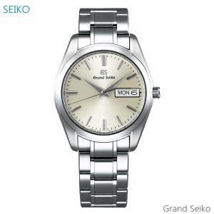 メンズ 腕時計 7年保証 送料無料 グランドセイコー 9Fクオーツ SBGT235 正規品 Grand Seiko Heritage Collection|mmco