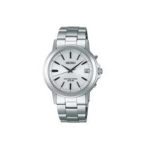 【7年保証】 セイコー スピリット ソーラー電波 メンズ 男性用 腕時計 【SBTM167】 (国内正規品) SEIKO SPIRIT|mmco