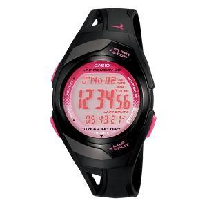 【7年保証】カシオ PHYS 腕時計 【STR-300J-1BJF】(国内正規品)ラップ/スプリット最大60本メモリー|mmco