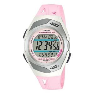 【7年保証】カシオ PHYS 腕時計 【STR-300J-4JF】(国内正規品)ラップ/スプリット最大60本メモリー|mmco