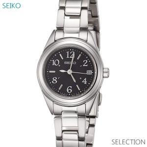 レディース 腕時計 7年保証 送料無料 セイコー セレクション ソーラー 電波 SWFH075 正規品 SEIKO SELECTION|mmco
