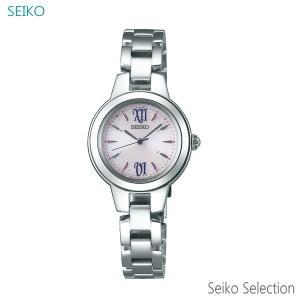 レディース 腕時計 7年保証 送料無料 セイコー セレクション ソーラー 電波 SWFH101 正規品 SEIKO|mmco