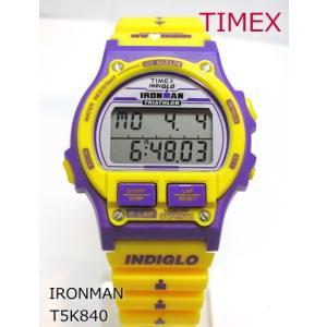 【7年保証】TIMEX(タイメックス) アイアンマン腕時計 8ラップ  【T5K840】(国内正規品)限定モデル|mmco