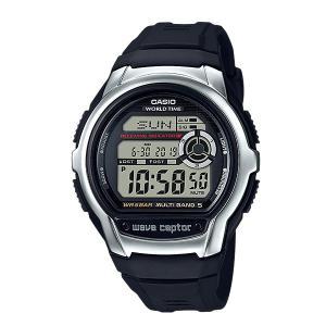 メンズ 腕時計 7年保証 カシオ ウェーブセプター 電波 WV-M60B-1AJF 正規品 wave ceptor mmco
