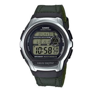 メンズ 腕時計 7年保証 カシオ ウェーブセプター 電波 WV-M60B-3AJF 正規品 wave ceptor mmco
