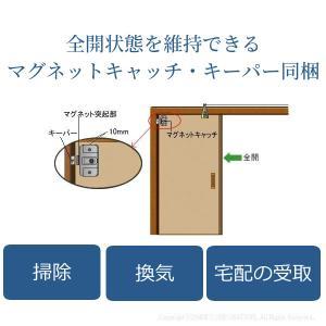 ホワイトの引き戸クローザーUC-0010 送料無料&代引き手数料無料|mmi|06
