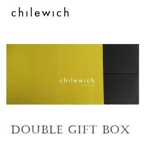 ダブル ギフトボックス chilewich チルウィッチ チルウィッチ商品お買い上げの方に販売しています mminterior