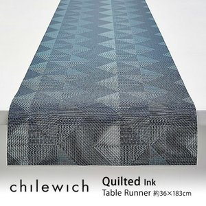 Quilted キルティッド テーブルランナー 36×183cm chilewich mminterior