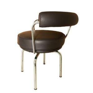 予約販売2022年4月30日お届け LC7 回転椅子 A チェア選べる革カラー代引き不可|mminterior