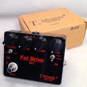 T.Miranda/Fat Drive FD-1【中古】 mmo
