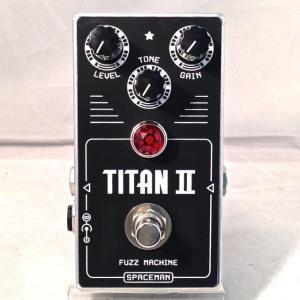 Spaceman Effects/TITAN II Silver【ファズ】【在庫あり】 mmo