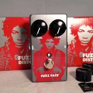 Jim Dunlop/JHM5 JIMI HENDRIX FUZZ FACE DISTORTION【ファズ】【在庫あり】 mmo