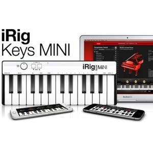 IK Multimedia/iRig Keys Mini【在庫あり】|mmo
