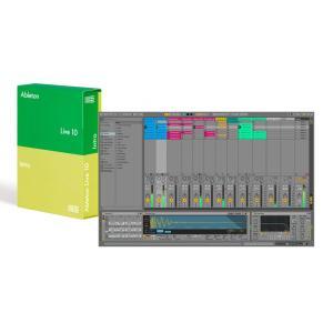 Ableton/Live 10 Intro【ダウンロード版】【オンライン納品】【在庫あり】