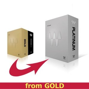 Gold +Renaissance Maxx NativeからPlatinum Nativeへのアッ...
