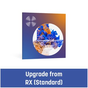 iZotope/RX 7 Standard Upgrade from RX Standard【オンラ...