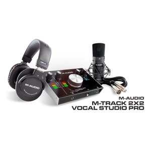 M-AUDIO/M-Track 2x2 Vocal Studio Pro|mmo