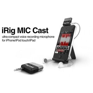 IK Multimedia/iRig Mic Cast
