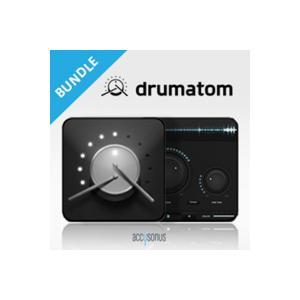 Accusonus/DRUMATOM BUNDLE【数量限定キャンペーン】【オンライン納品】【在庫あり】|mmo