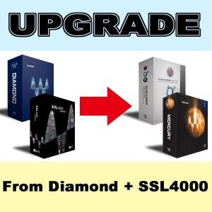 Waves/Mercury + SCC Upgrade from Diamond + SSL4000...