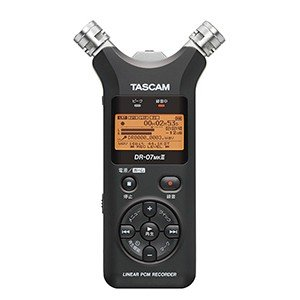 TASCAM/DR-07MKII VER2【在庫あり】