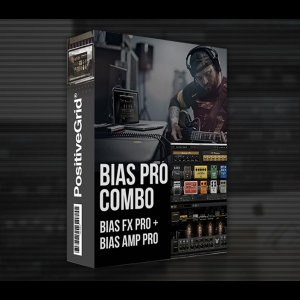 Positive Grid/BIAS Pro Combo【オンライン納品】【数量限定キャンペーン】【在庫あり】|mmo