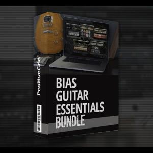 Positive Grid/BIAS Guitar Essentials【オンライン納品】【数量限定キャンペーン】【在庫あり】|mmo