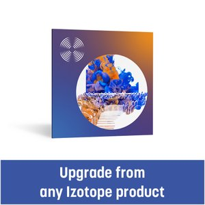iZotope/RX 7 Standard Crossgrade from any iZotope ...