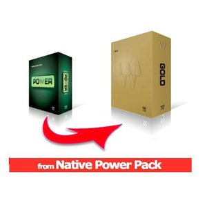 Waves/Gold Native Upgrade from Native Power Pack